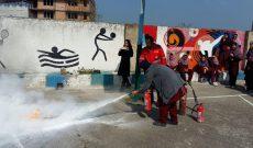آموزش ایمنی در مورد مونوکسیدکربن و چهارشنبه سوری