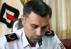 تقدیر و تشکر مدیر عامل سازمان اتش نشانی بهشهر در خصوص چهارشنبه سوری
