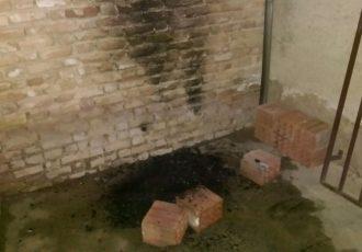 🔥 اتش سوزی سطحی در حیاط منزل مسکونی