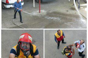 دوره تخصصی دوره آتش نشانی