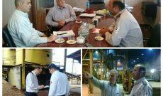بازدید ایمنی از کارخانه نئوپان ۲۲ بهمن
