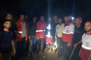 پیدا شدن مفقودین در روستای محمداباد بهشهر