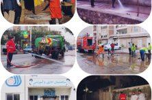 آمار امدادرسانی به شهروندان در سیلاب اخیر