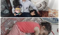 رهایی سه کودک محبوس شده در منزل مسکونی