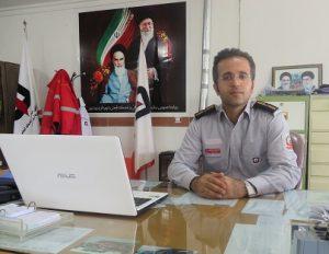 حمید علی نیاپوری کارشناسی ارشد فیزیک اتمی و مولکولی واحد های ستادی - آموزش و پیشگیری سازمان آتش نشانی و خدمات ایمنی شهرداری بهشهر