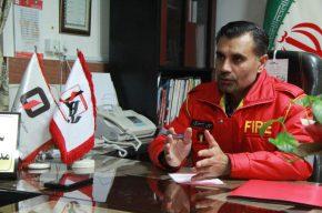 مصاحبه مدیرعامل سازمان با خبرنگار نشریه بهار مازندران