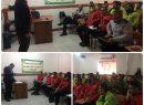 برگزاری کلاس آموزشی برای پرسنل سازمان