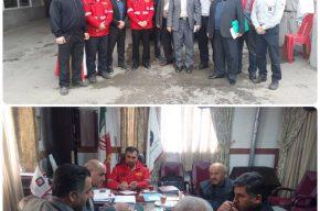جلسه مدیرعامل با اعضای محترم شورای اسلامی شهرستان