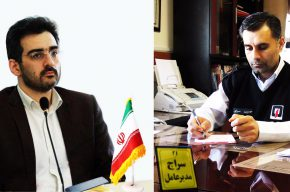 تشکر و قدردانی از شهردار جدید پوریا میرزا زنجانی