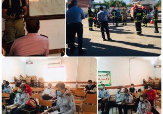برگزاری کلاس اموزش تخصصی جستجو و نجات