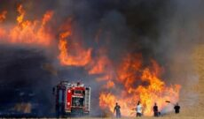 هشدار سازمان آتش نشانی در خصوص افزایش محسوس دما